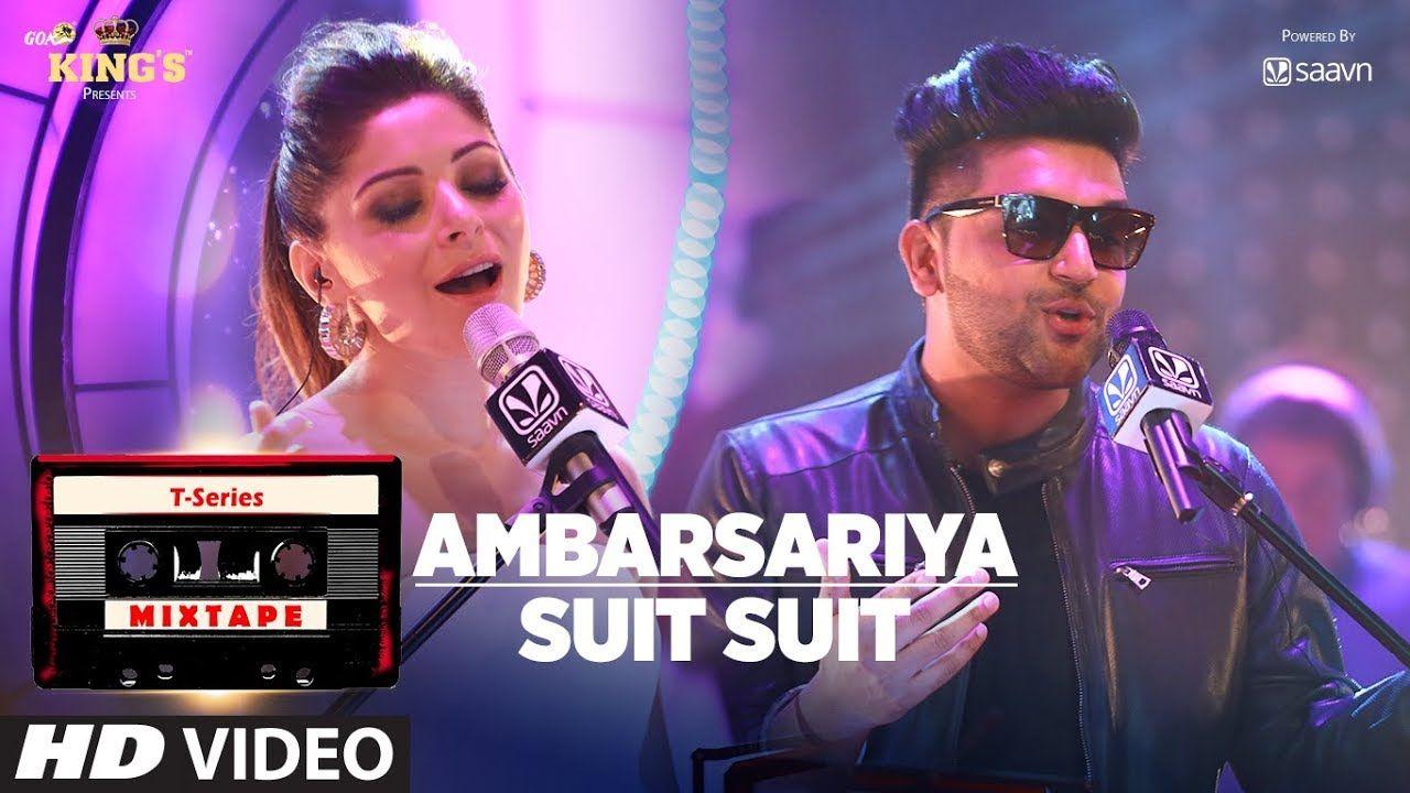 Ambarsariya + Suit Lyrics - Kanika Kapoor, Guru Randhawa ...